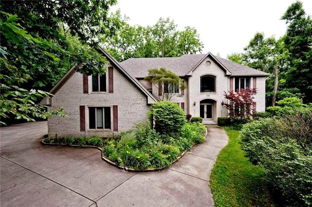 6128 Red Alder Drive, Avon, IN 46123 (MLS #21793734) :: Mike Price Realty Team - RE/MAX Centerstone