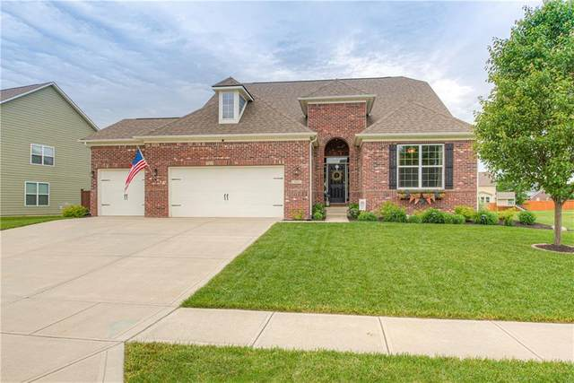 2822 Chalbury Drive, Avon, IN 46168 (MLS #21793737) :: Mike Price Realty Team - RE/MAX Centerstone