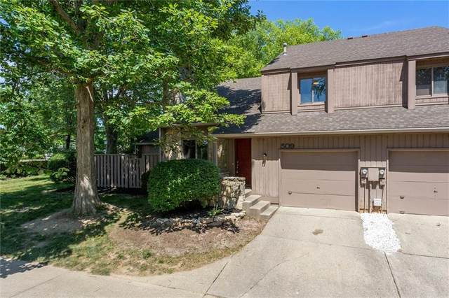 509 Conner Creek Drive, Fishers, IN 46038 (MLS #21793748) :: Pennington Realty Team