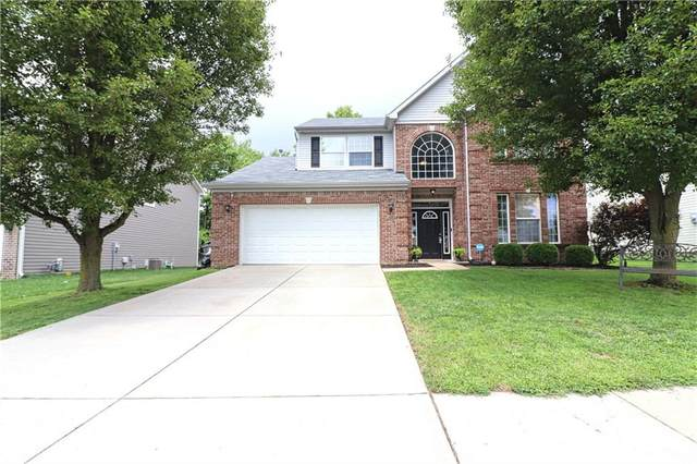 4018 Armada Drive, Indianapolis, IN 46237 (MLS #21793763) :: Mike Price Realty Team - RE/MAX Centerstone