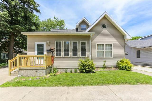 340 E Harrison Street, Martinsville, IN 46151 (MLS #21793772) :: The Indy Property Source