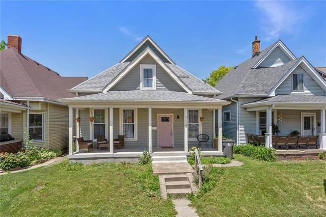 718 E Orange Street, Indianapolis, IN 46203 (MLS #21793775) :: Heard Real Estate Team | eXp Realty, LLC