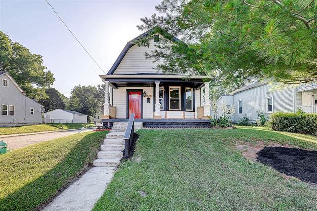 1601 Spruce Street, Indianapolis, IN 46203 (MLS #21793780) :: Pennington Realty Team