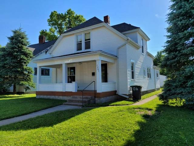 1205 N Willow Street, Rushville, IN 46173 (MLS #21793782) :: Mike Price Realty Team - RE/MAX Centerstone