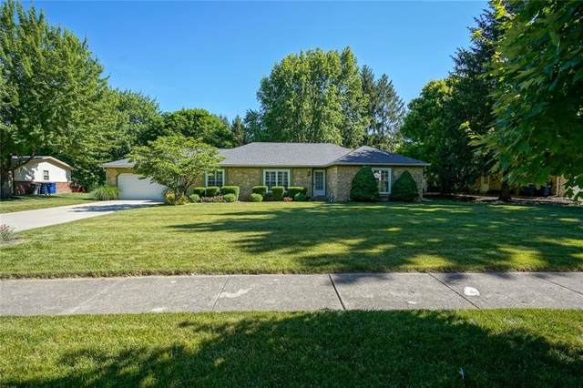106 Westminster Drive, Noblesville, IN 46060 (MLS #21793787) :: Ferris Property Group