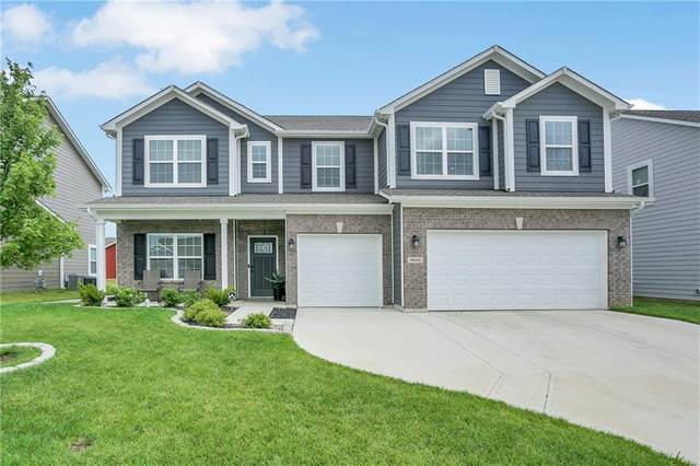 9040 Hemingway Drive, Indianapolis, IN 46239 (MLS #21793794) :: Mike Price Realty Team - RE/MAX Centerstone