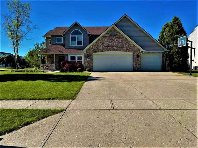 15 Cedarwood Court, Whiteland, IN 46184 (MLS #21793804) :: The Indy Property Source