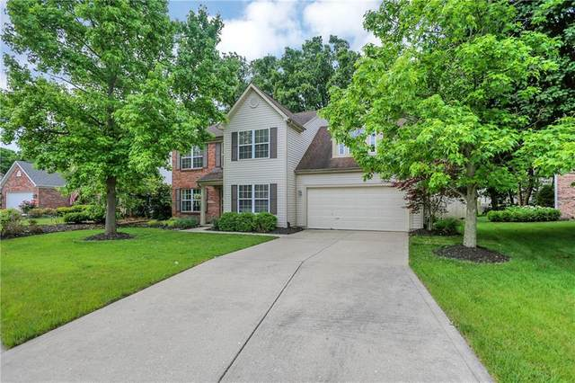 10326 Packard Drive, Fishers, IN 46037 (MLS #21793833) :: Quorum Realty Group