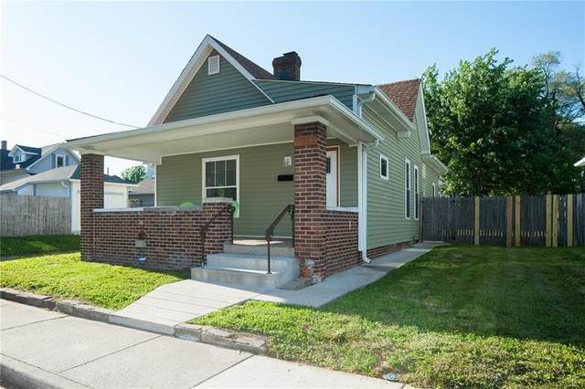 1516 E Ohio Street, Indianapolis, IN 46201 (MLS #21793835) :: Mike Price Realty Team - RE/MAX Centerstone