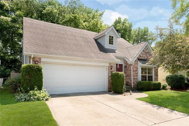 2839 Sunnyfield Court, Indianapolis, IN 46228 (MLS #21793839) :: The Indy Property Source