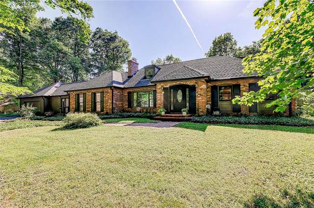 11940 Westwood Drive, Carmel, IN 46033 (MLS #21793841) :: Ferris Property Group