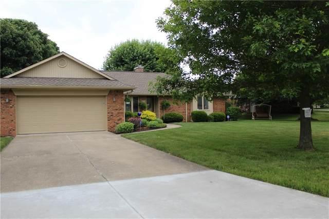 1891 S Fox Ridge Avenue, Greenwood, IN 46143 (MLS #21793852) :: Ferris Property Group