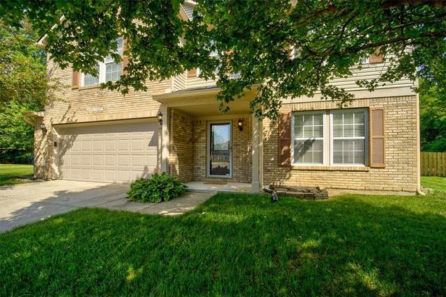 11915 Serenity Lane, Indianapolis, IN 46229 (MLS #21793854) :: Mike Price Realty Team - RE/MAX Centerstone