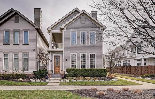 316 W North Street, Indianapolis, IN 46202 (MLS #21793866) :: Ferris Property Group