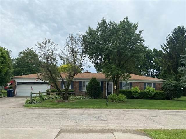 5275 W County Road 700 N, Middletown, IN 47356 (MLS #21793915) :: Ferris Property Group