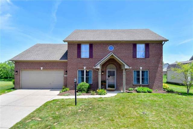 7967 Meadow Bend Circle, Indianapolis, IN 46259 (MLS #21793937) :: Mike Price Realty Team - RE/MAX Centerstone