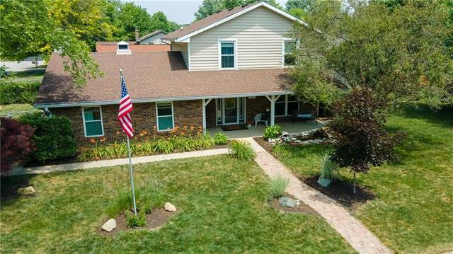 310 S Sunblest Boulevard, Fishers, IN 46038 (MLS #21793942) :: Quorum Realty Group