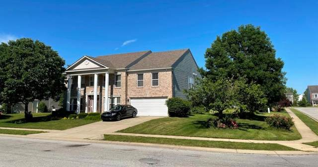 5845 Grandvista Drive, Indianapolis, IN 46234 (MLS #21793946) :: Mike Price Realty Team - RE/MAX Centerstone