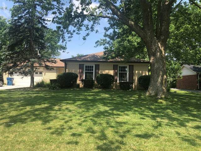 6940 Castle Manor Drive, Indianapolis, IN 46214 (MLS #21793965) :: Ferris Property Group