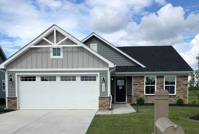 1490 Gristmill Meadows Drive, Westfield, IN 46074 (MLS #21793980) :: Quorum Realty Group