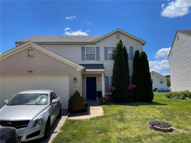 3916 N Bressingham Drive, Lawrence, IN 46235 (MLS #21793987) :: Ferris Property Group
