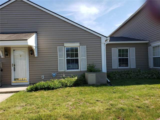 4925 Oakbrook Drive, Indianapolis, IN 46254 (MLS #21793989) :: Pennington Realty Team