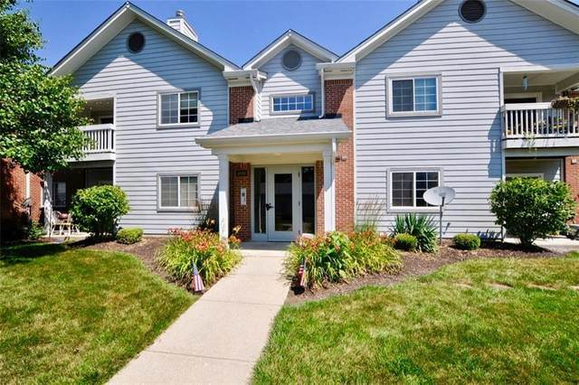 8112 Glenwillow Lane #205, Indianapolis, IN 46278 (MLS #21793992) :: Pennington Realty Team