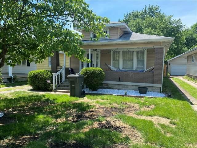 518 S Luett Avenue, Indianapolis, IN 46241 (MLS #21794011) :: Ferris Property Group