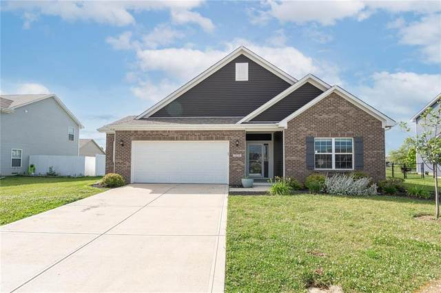 2270 Jaybird Drive, Greenfield, IN 46140 (MLS #21794022) :: AR/haus Group Realty