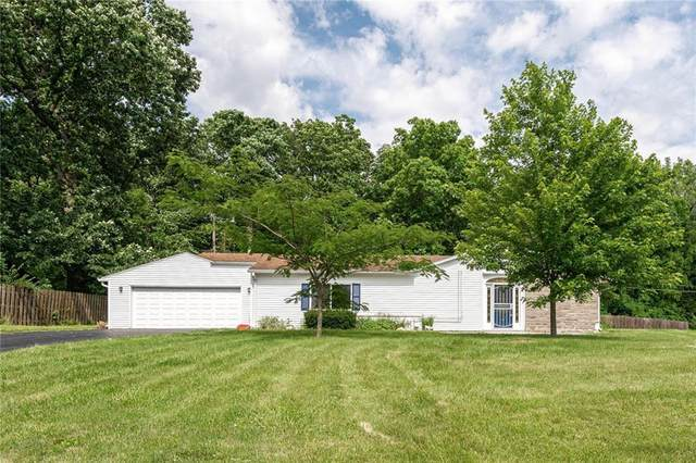 3301 N Richardt Avenue, Indianapolis, IN 46226 (MLS #21794024) :: Mike Price Realty Team - RE/MAX Centerstone