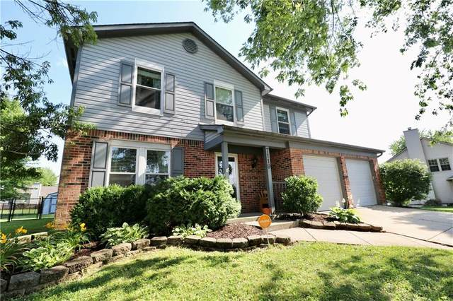 7119 Tarragon Court, Indianapolis, IN 46237 (MLS #21794025) :: Ferris Property Group