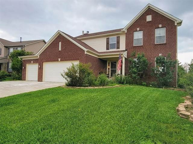 10338 Galena Court, Indianapolis, IN 46239 (MLS #21794039) :: Quorum Realty Group
