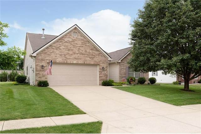 7116 Willow Pond Drive, Noblesville, IN 46062 (MLS #21794050) :: Richwine Elite Group