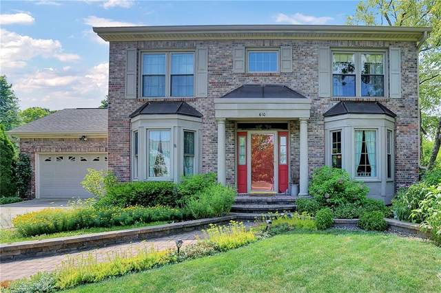 610 Danbury Drive, Zionsville, IN 46077 (MLS #21794054) :: Mike Price Realty Team - RE/MAX Centerstone