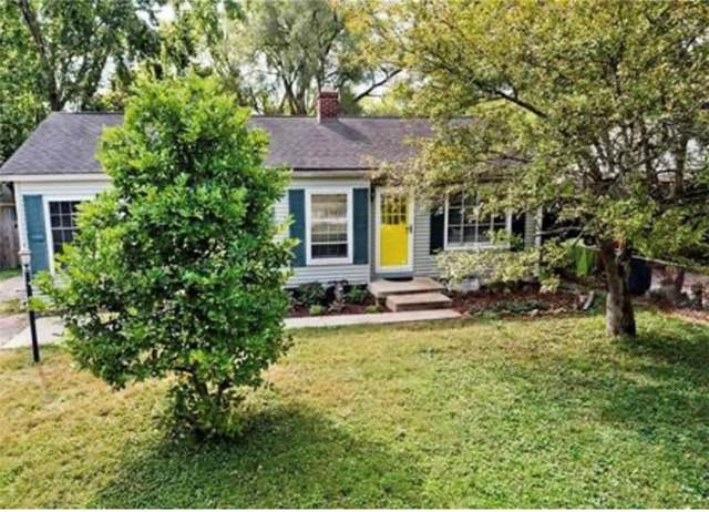1915 E 66th Street, Indianapolis, IN 46220 (MLS #21794090) :: Anthony Robinson & AMR Real Estate Group LLC