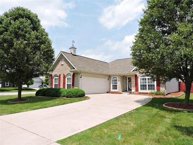 11604 Hornickel Circle, Indianapolis, IN 46235 (MLS #21794092) :: Heard Real Estate Team | eXp Realty, LLC
