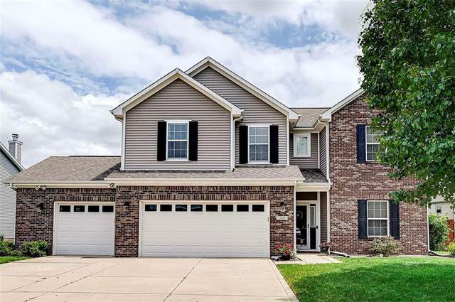 2659 Bluewood Way, Plainfield, IN 46168 (MLS #21794099) :: Mike Price Realty Team - RE/MAX Centerstone