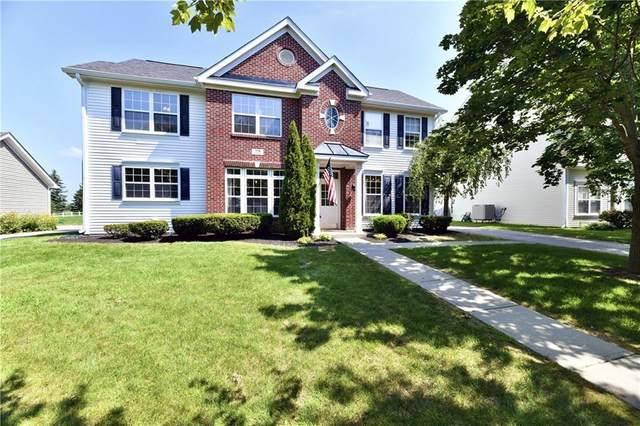 776 N Stockbridge Drive, Westfield, IN 46074 (MLS #21794102) :: The Indy Property Source