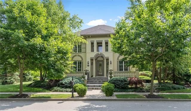 12497 Meeting House Road, Carmel, IN 46032 (MLS #21794106) :: Quorum Realty Group
