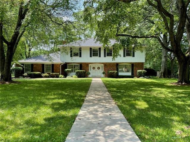 7727 S Williamsburg Street, Terre Haute, IN 47802 (MLS #21794113) :: Mike Price Realty Team - RE/MAX Centerstone