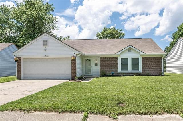 2526 N Tacoma Avenue, Indianapolis, IN 46218 (MLS #21794128) :: Richwine Elite Group