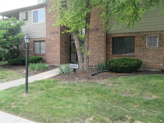4260-2 Village Pw    E Circle, Indianapolis, IN 46254 (MLS #21794139) :: Dean Wagner Realtors