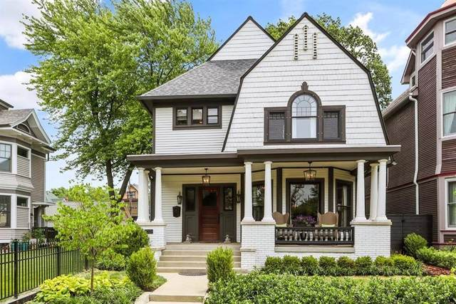2021 N Delaware Street, Indianapolis, IN 46202 (MLS #21794143) :: Mike Price Realty Team - RE/MAX Centerstone