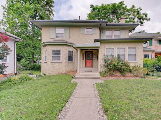 922 Fairfield Avenue, Indianapolis, IN 46205 (MLS #21794155) :: Mike Price Realty Team - RE/MAX Centerstone
