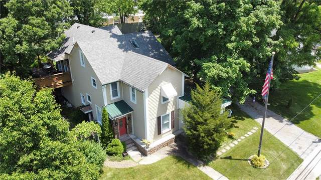 1318 Danville Avenue, Crawfordsville, IN 47933 (MLS #21794163) :: Mike Price Realty Team - RE/MAX Centerstone