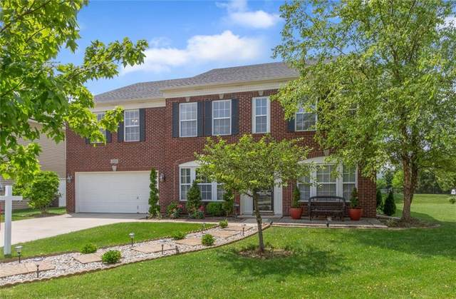 10321 Morning Song Drive, Fishers, IN 46037 (MLS #21794175) :: Quorum Realty Group