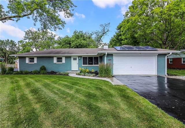 8016 Hague Road, Indianapolis, IN 46256 (MLS #21794203) :: Anthony Robinson & AMR Real Estate Group LLC