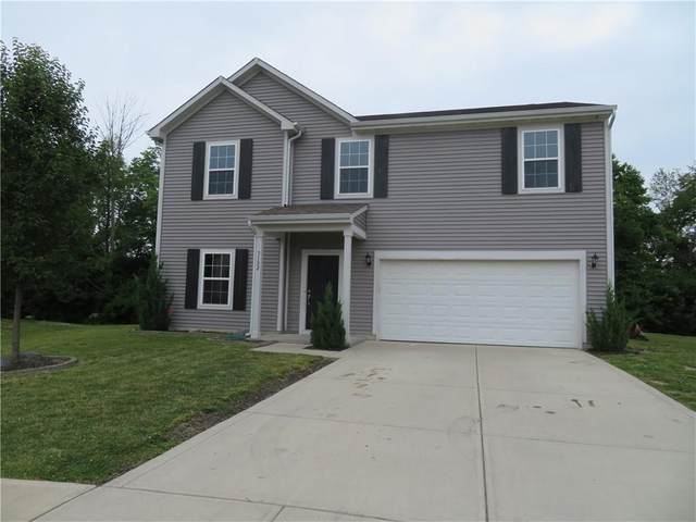 3102 Hope Springs Court, Indianapolis, IN 46268 (MLS #21794228) :: Mike Price Realty Team - RE/MAX Centerstone