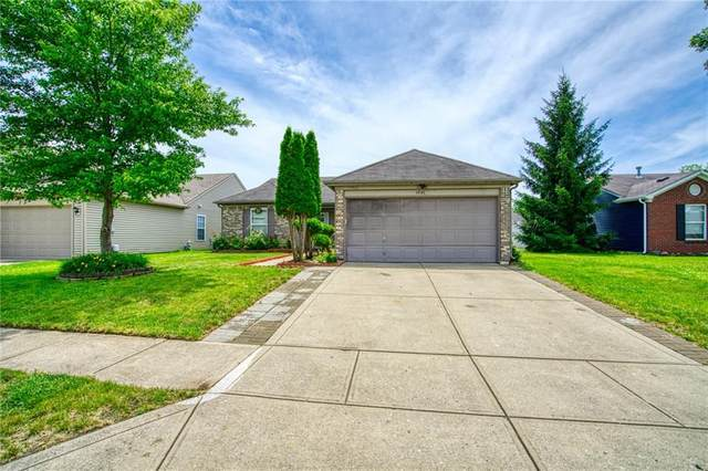 1721 Brassica Way, Indianapolis, IN 46217 (MLS #21794233) :: Richwine Elite Group