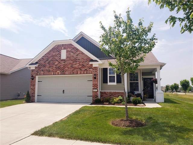 4993 Lilium Drive, Plainfield, IN 46168 (MLS #21794239) :: Mike Price Realty Team - RE/MAX Centerstone
